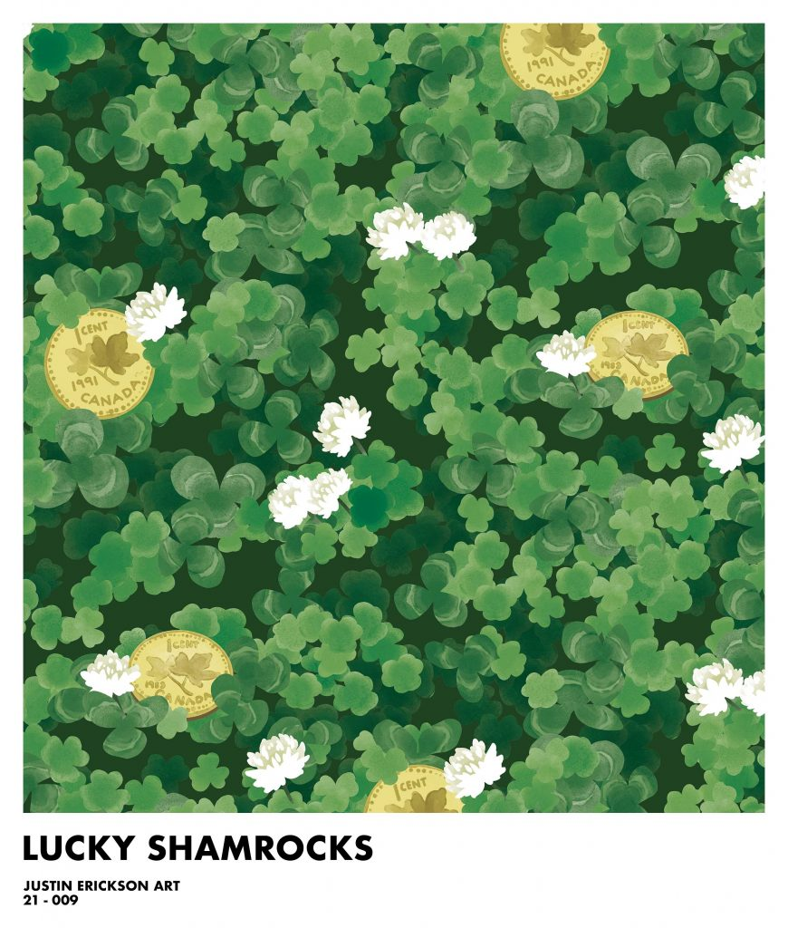 Shamrock Day Pattern